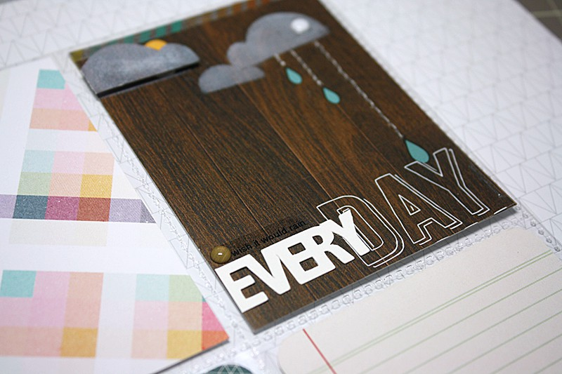 Every day plcard