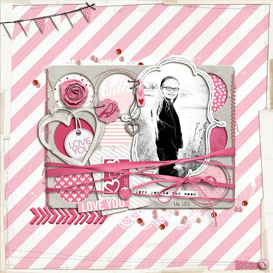 Love you pink original