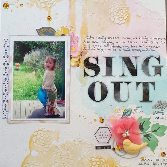 Sing out original