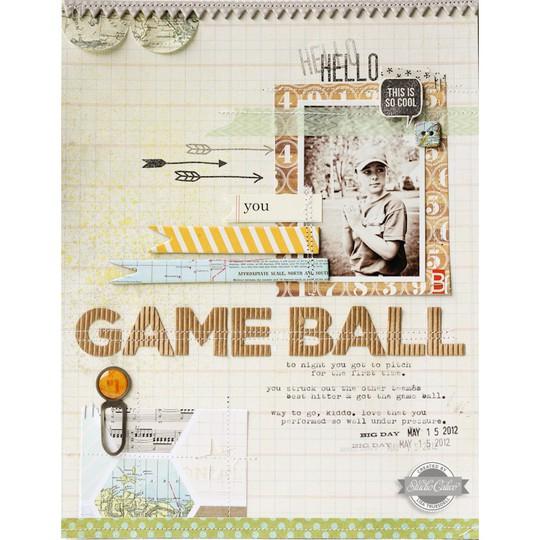 Gameball square