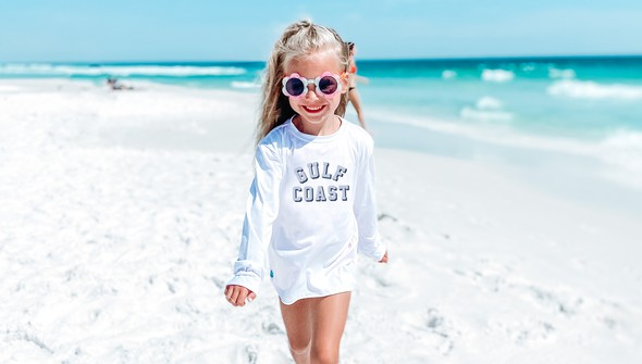 152373 gulf coast long sleeve sun shirt kids white slider2 original