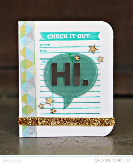 Letterpress hi