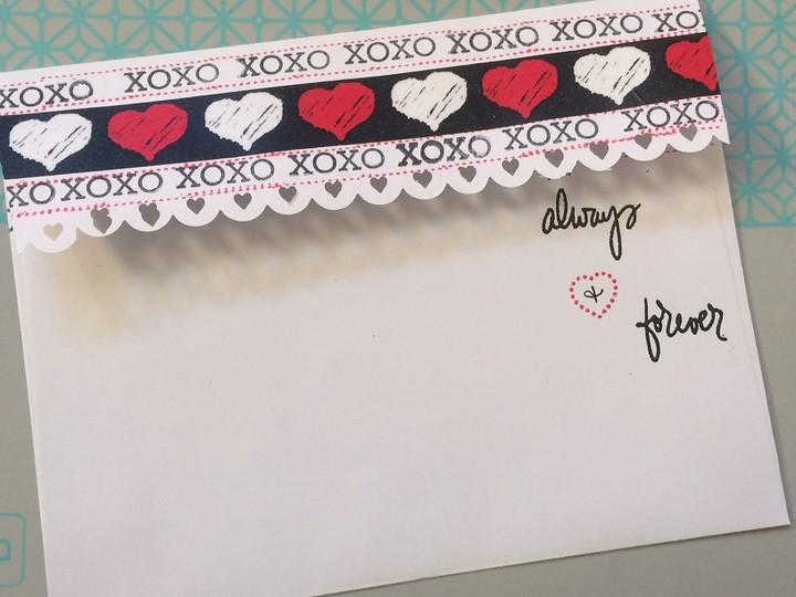 Envelope original