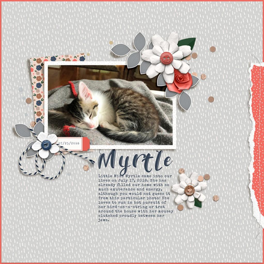 Miss myrtle original