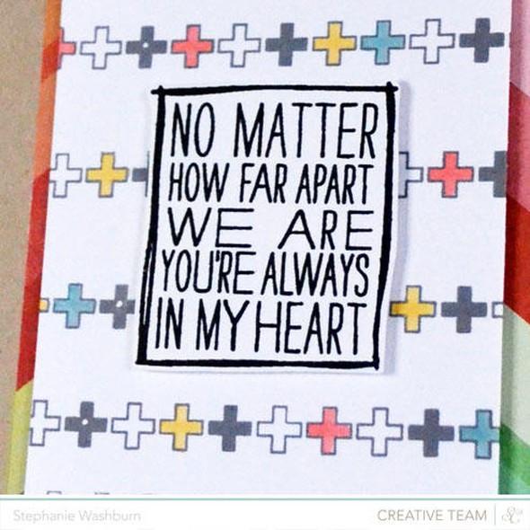Always in my heart close