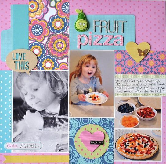 Fruit pizza (2)