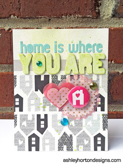 Home is where you are1