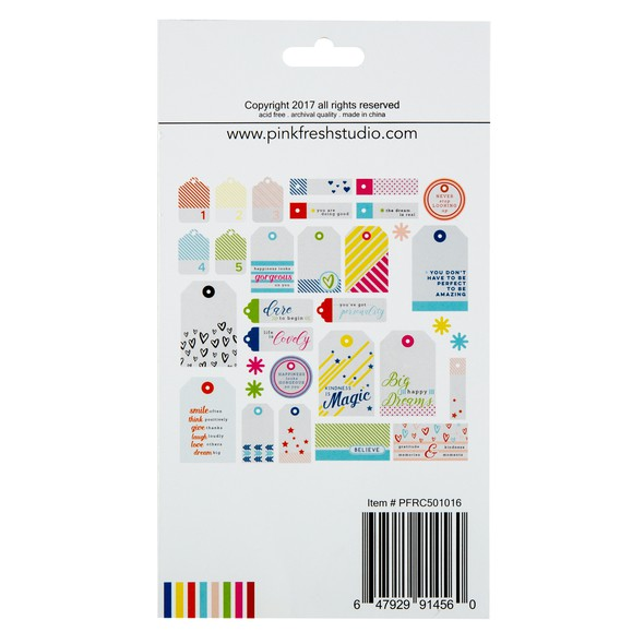 Sc shop die cuts acetate tags original