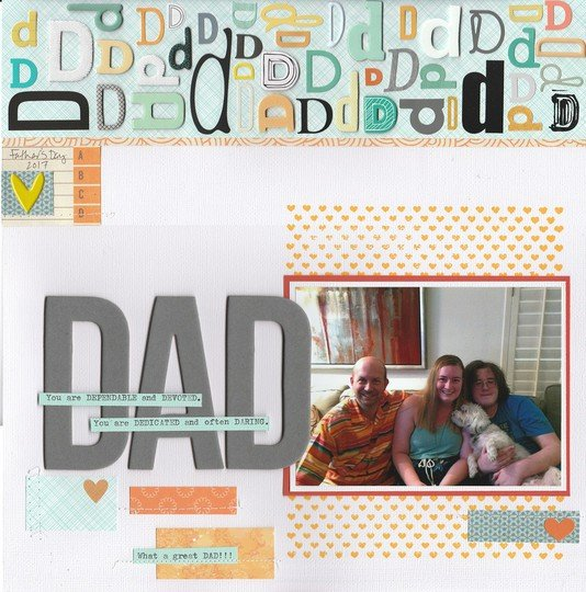 Dad adjectives original