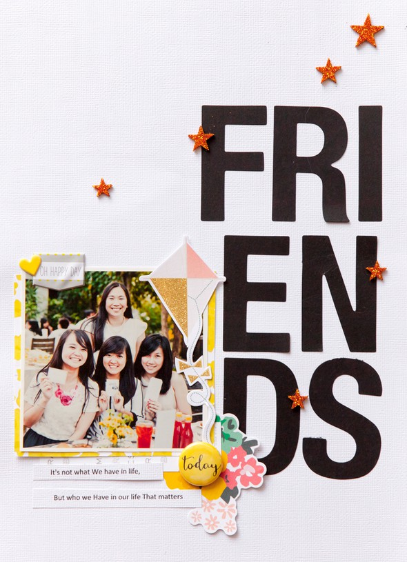 Friends forever by evelynpy original