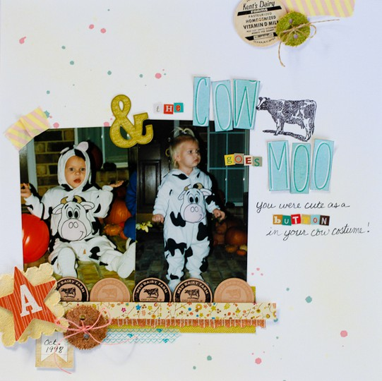 The cow goes moo 1