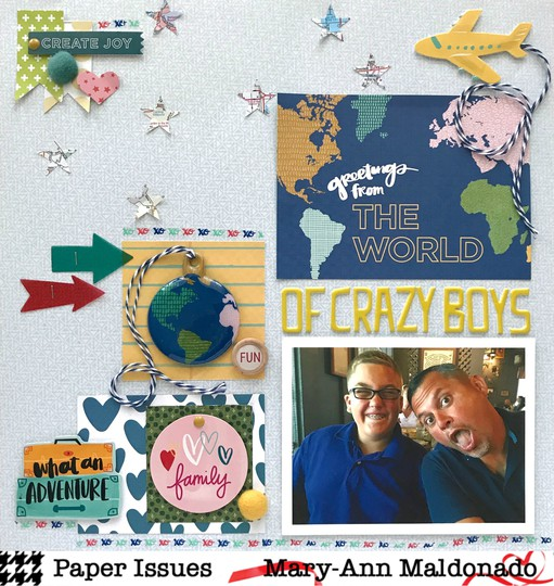 World of crazy boys original