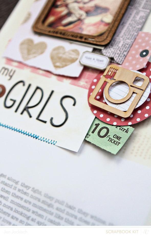 Mygirls detail