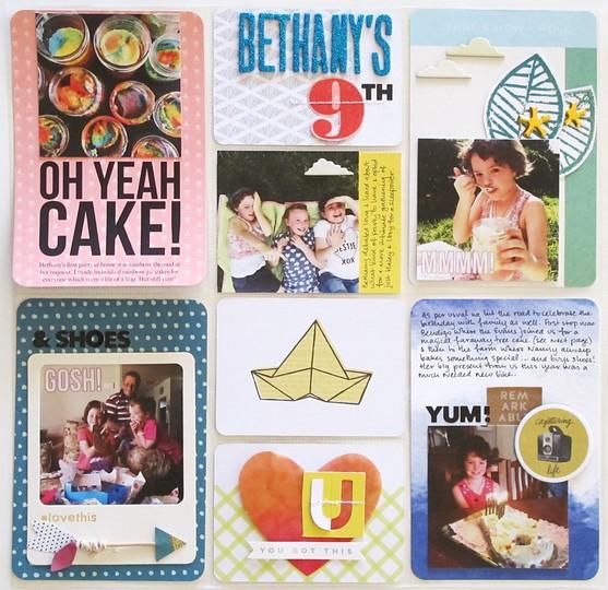 Oh yeah cake 1 by natalie elphinstone original