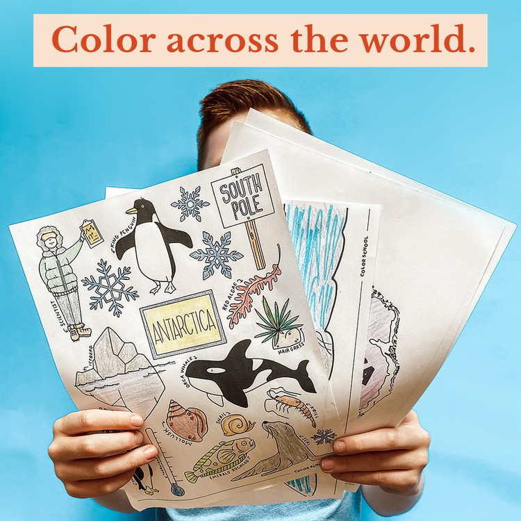Color across the world
