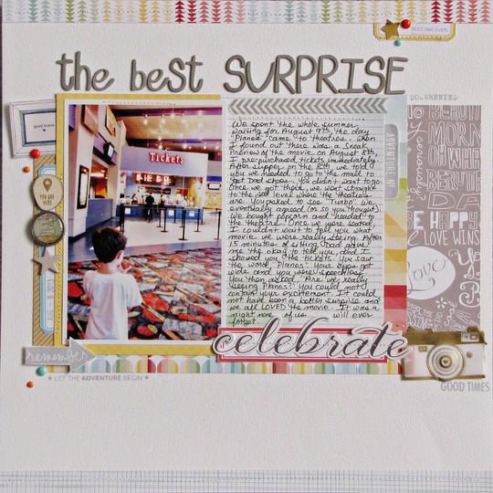 The best surprise