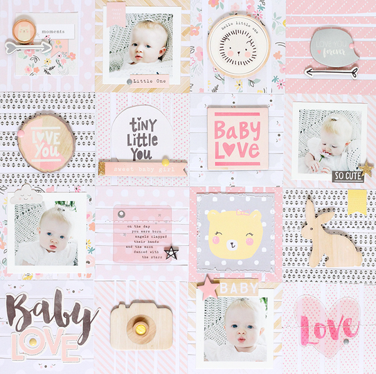 Baby love original