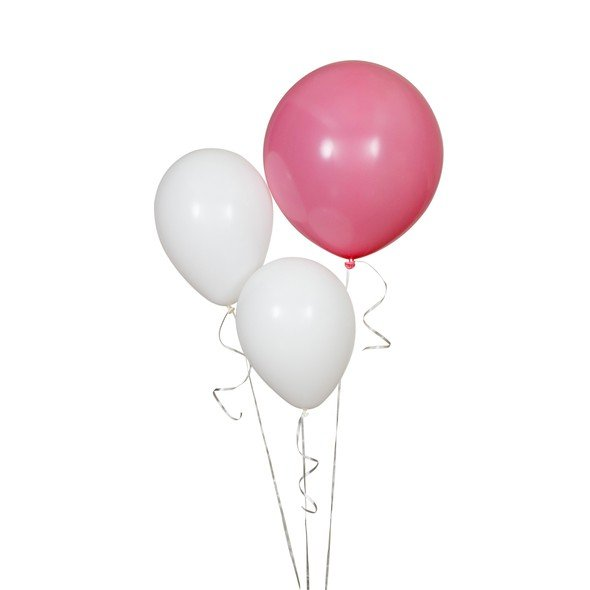 Sdiy shop balloons round light pink 2 original