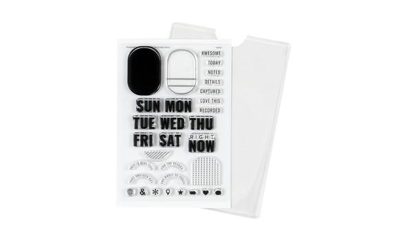 76436 4x6daysoftheweekstamp slider original