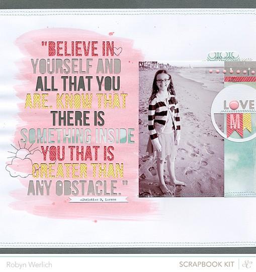 Believe rw