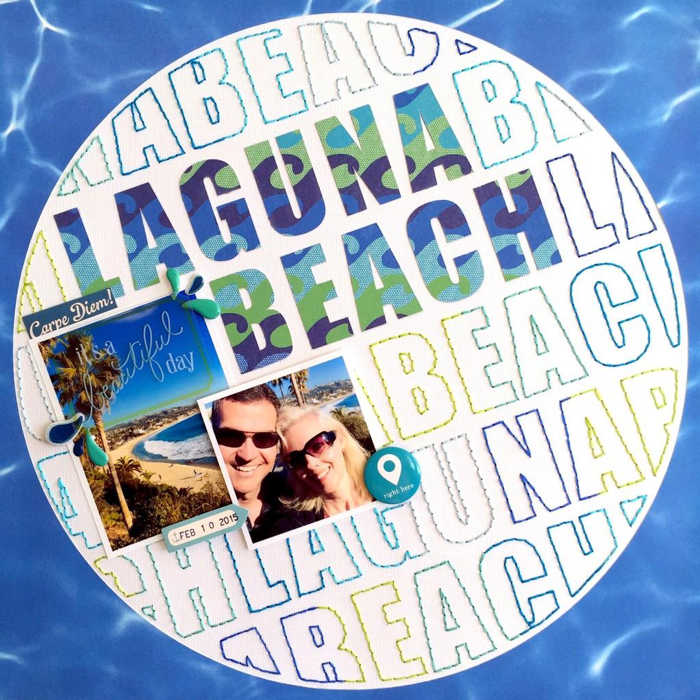 Laguna beach right here 001 original