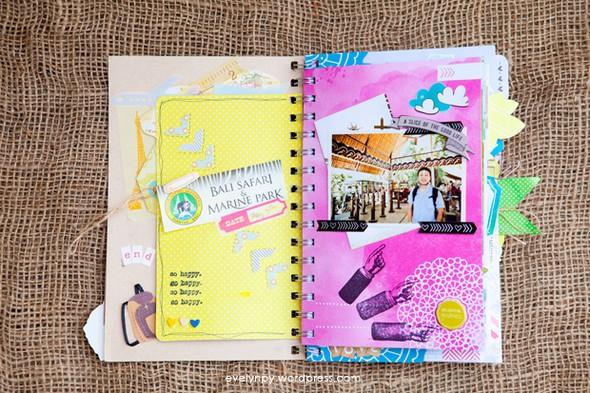 Bali honeymoon day book inside 2 by geekgalz evelynpy