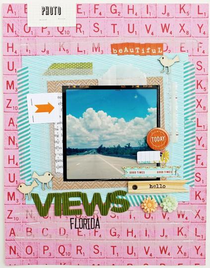 Florida views   layout