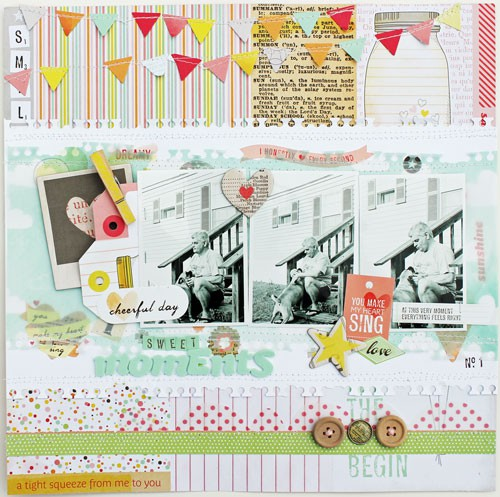Sweet moments   layout