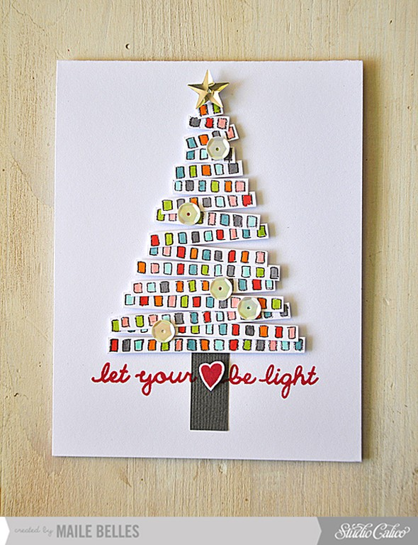 Heart be light card (add on 2 4)