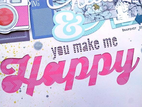You make me happy4
