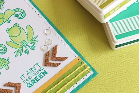Green card sentiment by natalie elphinstone original