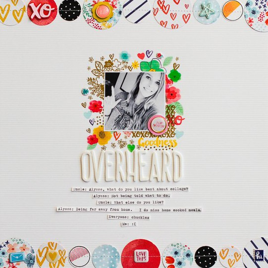 Overheard dianepayne gb 1 original