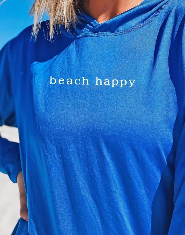 152552 simple beach happy hooded sun shirt royal women slider 3 original