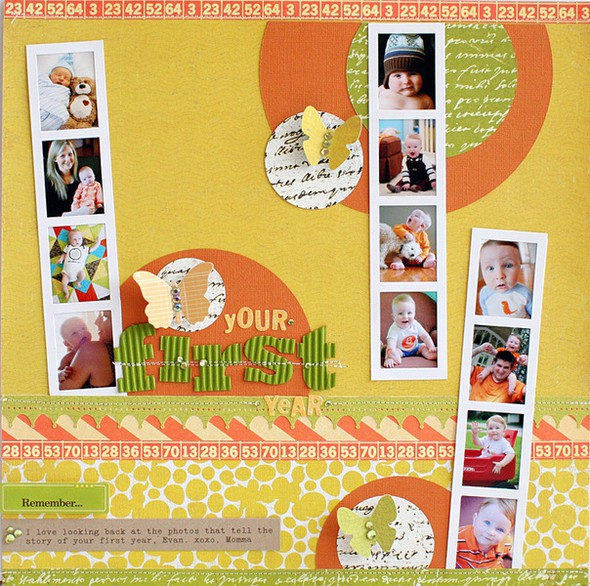 Your first year   april kit   susan weinroth
