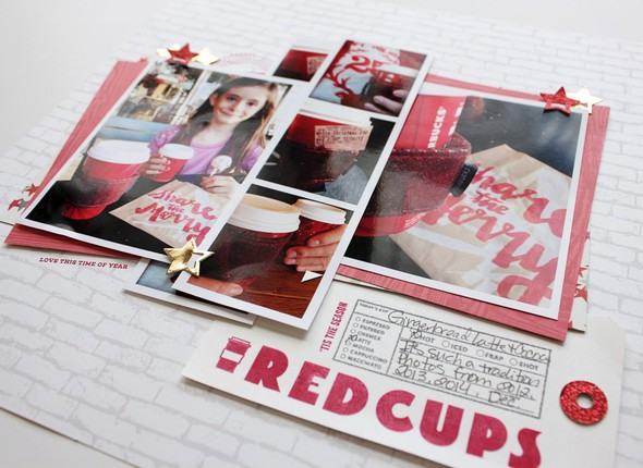 Red cupx4 original
