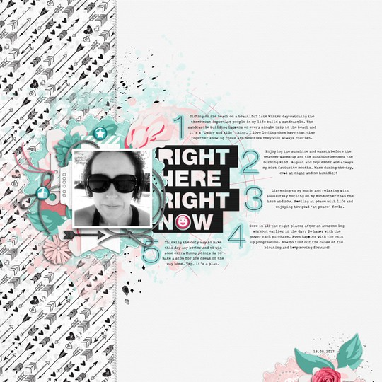 Right here right now original