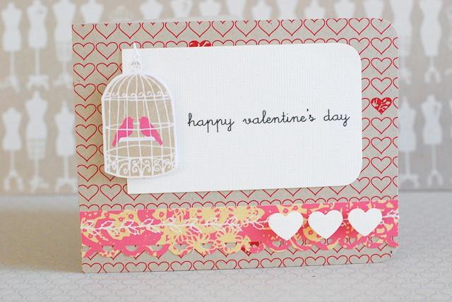 Valentine s card 2