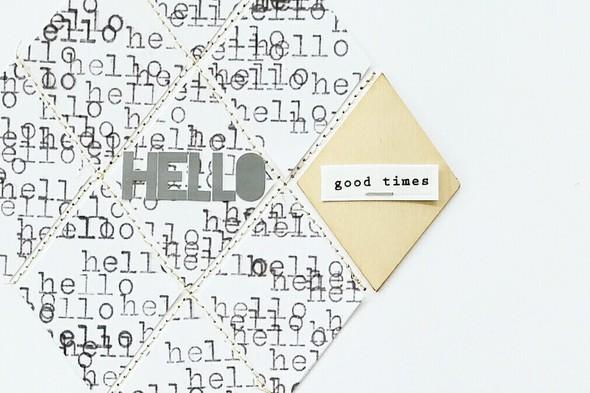 Hello  good times detail 1