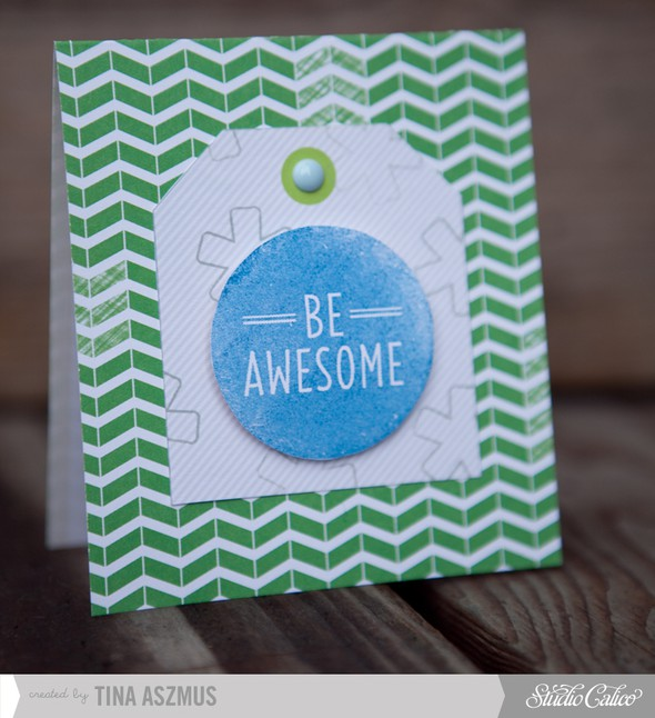 Be awesome full