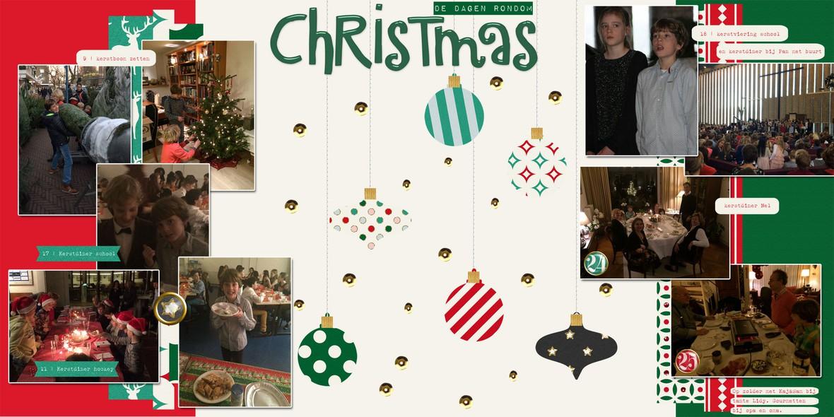 12 kerst original