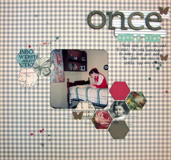 Once red