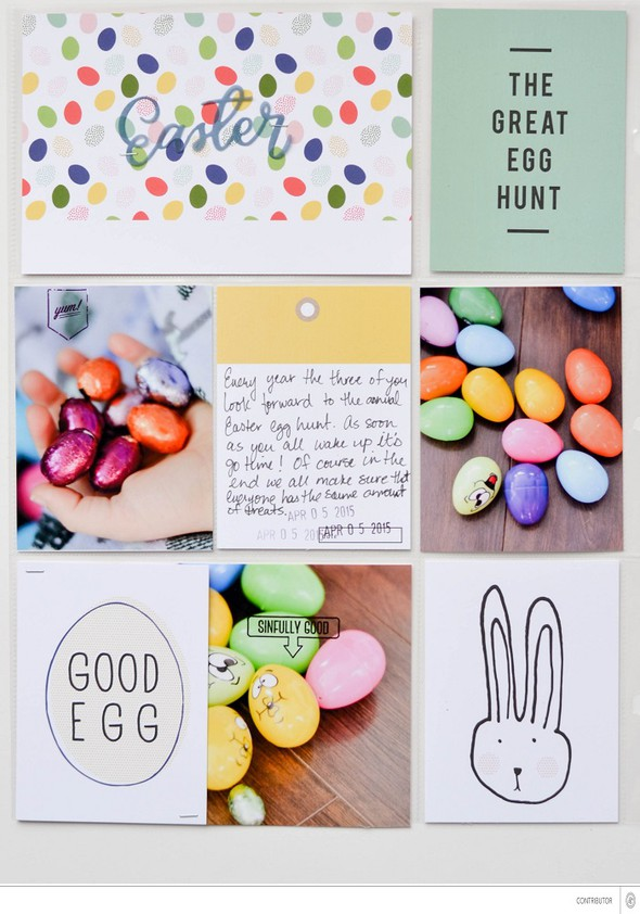 The great egg hunt with banner original