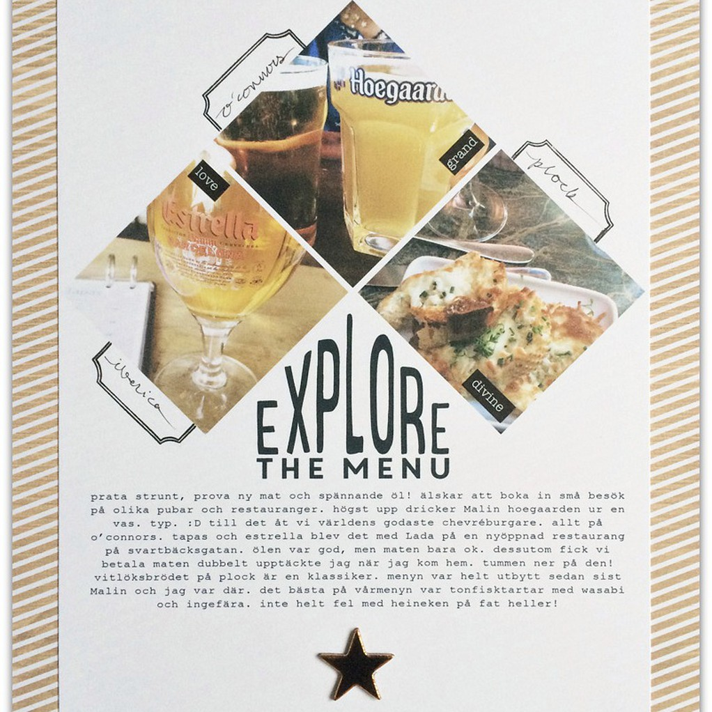 Explorethemenu original