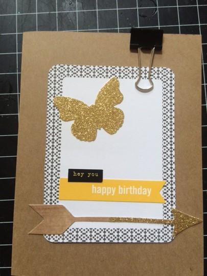 Hey you happy birthday original