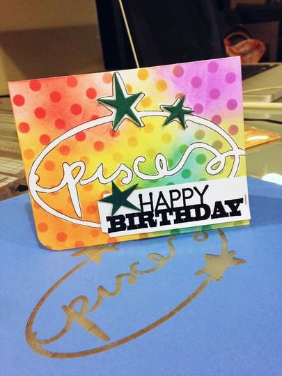 Pisces birthday2