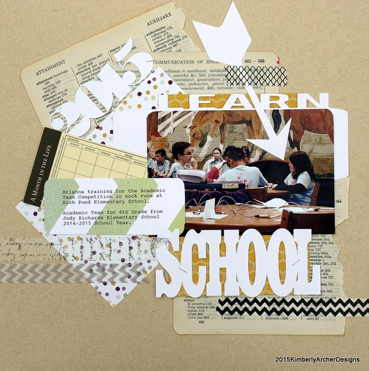 School learn original