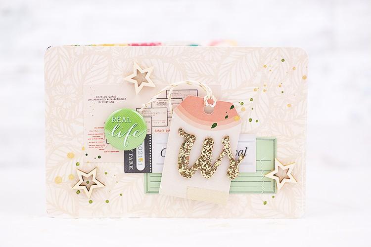 Mojosanti cardmaking openbook maggieholmes cratepaper card us