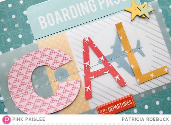 Patricia cal details