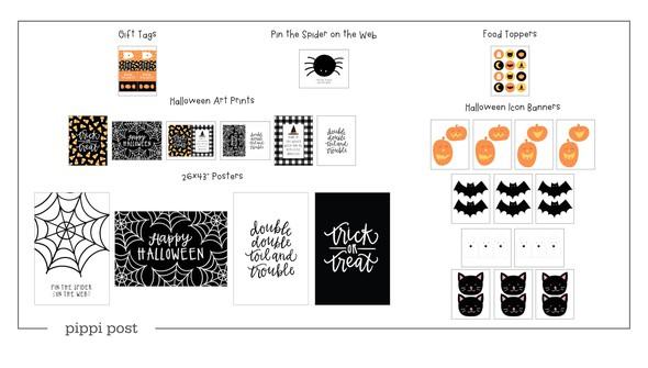 Ns172091 halloween digital printable bundle 2644x1500 original