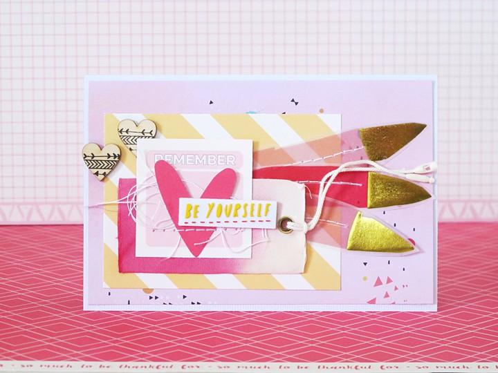 November mood board card by natalie elphinstone original